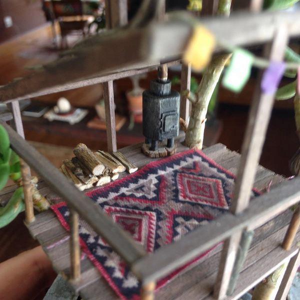 case albero miniatura 4