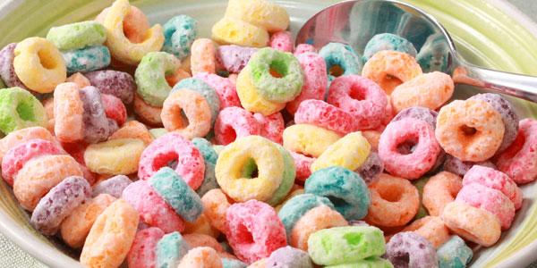 cereali colazione