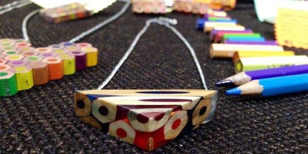 eco gioielli riciclo creativo