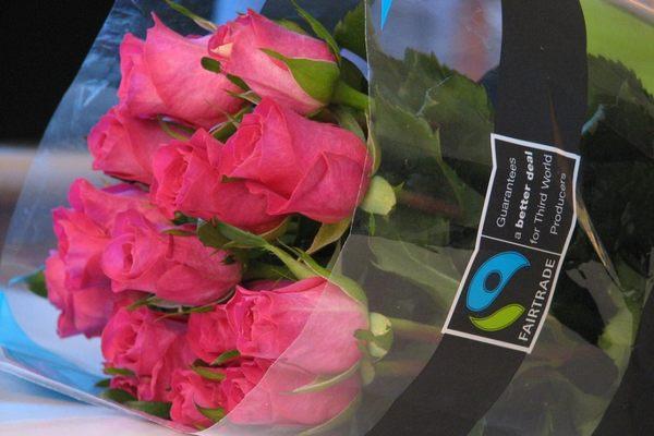 festa della mamma rose fairtrade