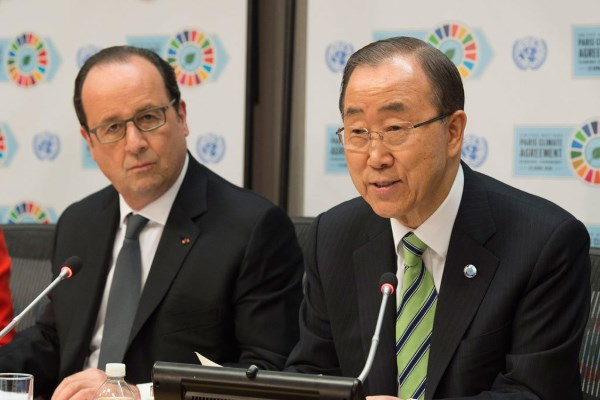 hollande ban ki moon