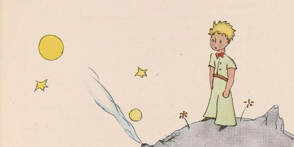il piccolo principe cover
