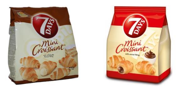 mini croissant cover