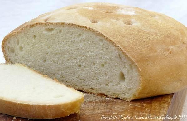 pane fatto in casa ricetta della nonna