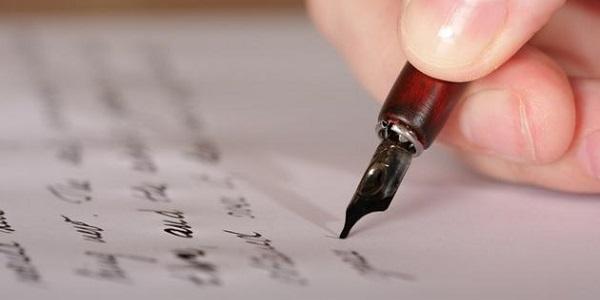 scrivere mano 000