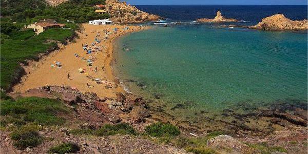 spiagge di minorca5cop