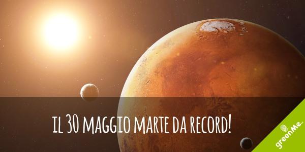 Marte 30 maggio