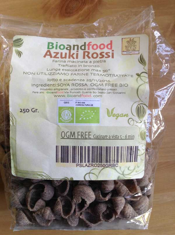 biofood confezione azuki