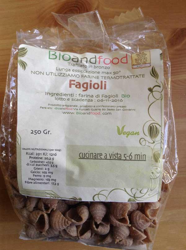biofood confezione fagioli