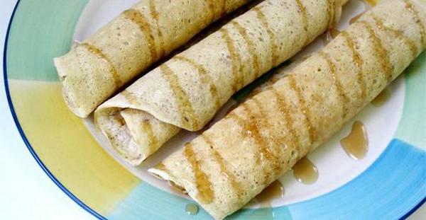 crepes vegan ricette