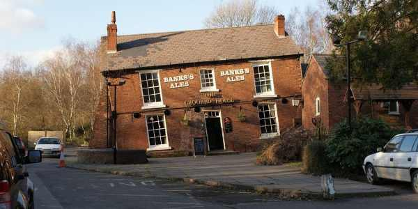 crooked House Himley