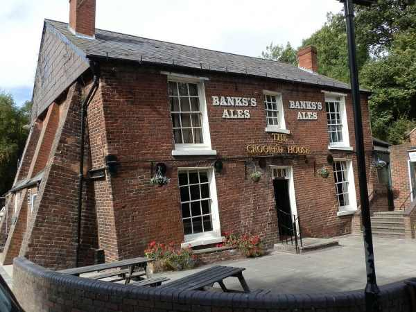 crooked house himley 76