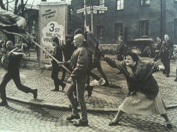 donne nazismo