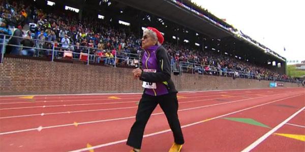 100 anni record atletica
