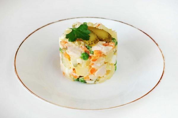 insalata russa ricetta originale