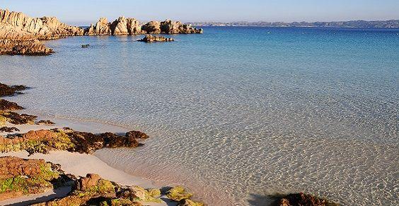 island of budelli spiaggia rosa 2 by mirko ugo