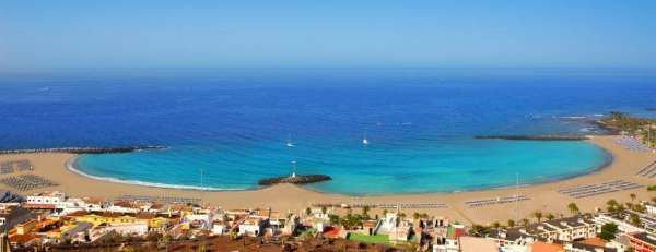 las vistas spiaggia tenerife