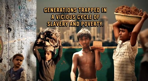 mamma schiavitu minorile