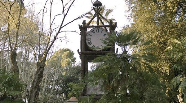 orologio ad acqua roma