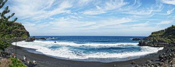 playa bollullo spiaggia tenerife