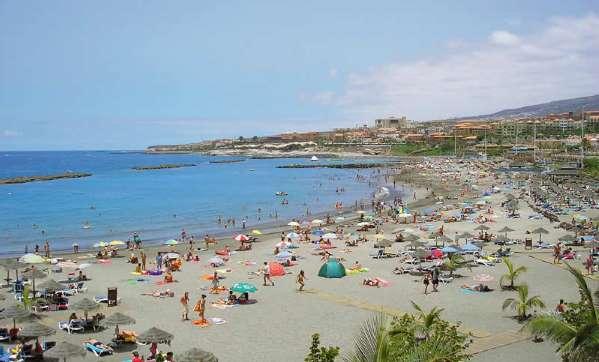 playa fanabe spiaggia tenerife