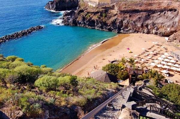 playa de abama spiaggia tenerife