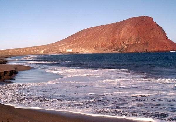 playa de la tejita spiaggia tenerife