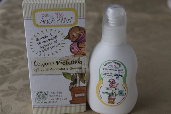 repellente antizanzare anthyllis