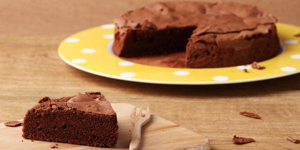 torta al cioccolato farina di farro