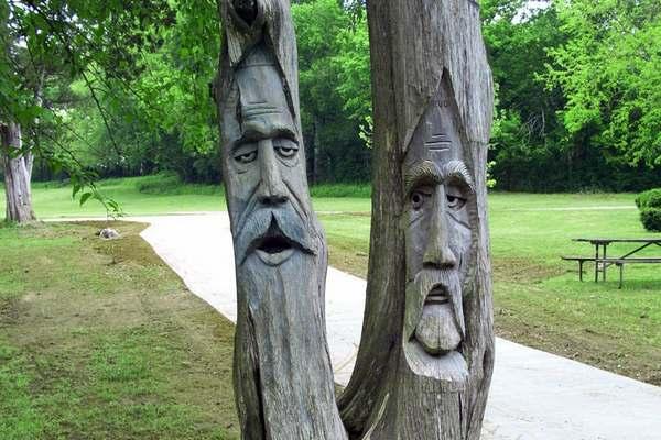 alberi intagliati alabama 1