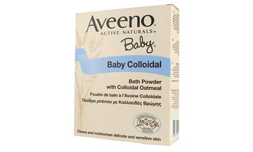 baby colloidal aveeno