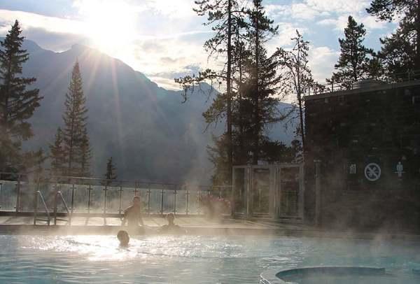 banff upper hot springs 750