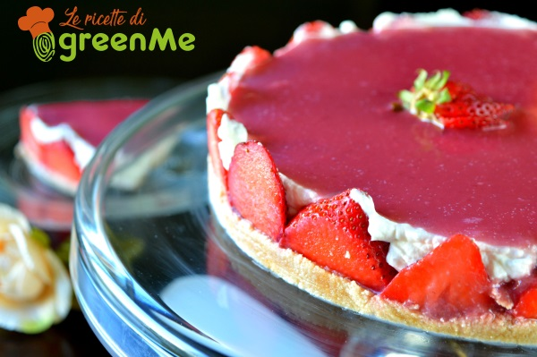 cheescake alle fragole