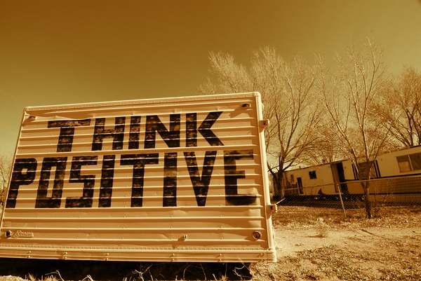 energie negative pensa positivo