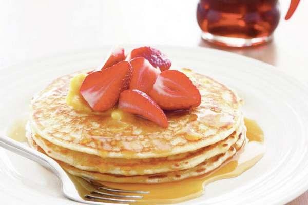 pancake light senza burro