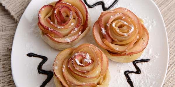 rose di mele ricette