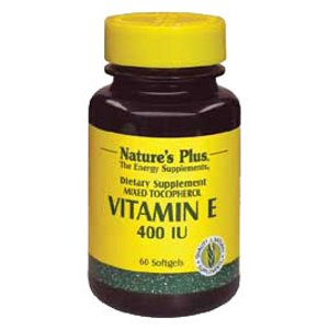 vitamina e 400 ui natures plus