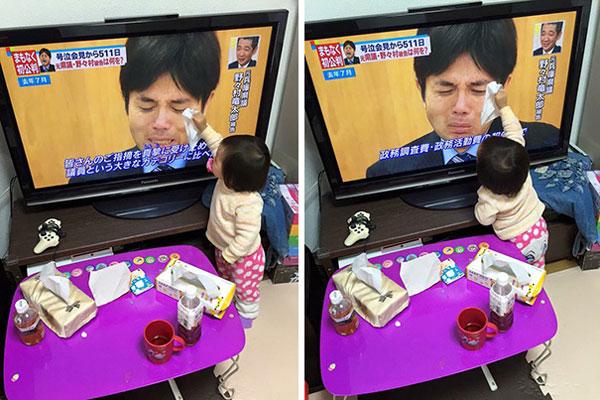 bambini asciugano lacrime1