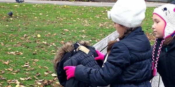 bambini senzatetto canada