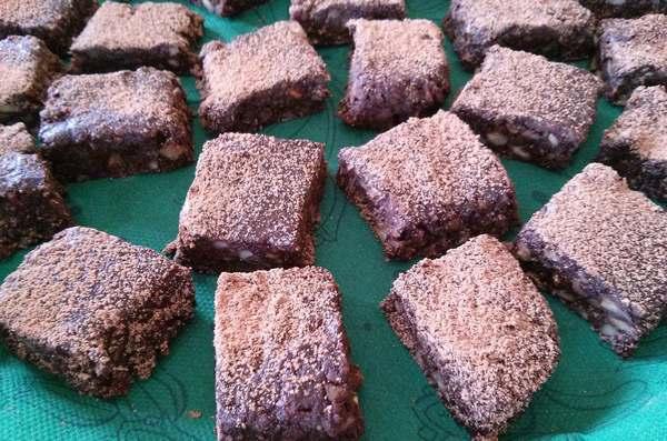 brownies crudisti