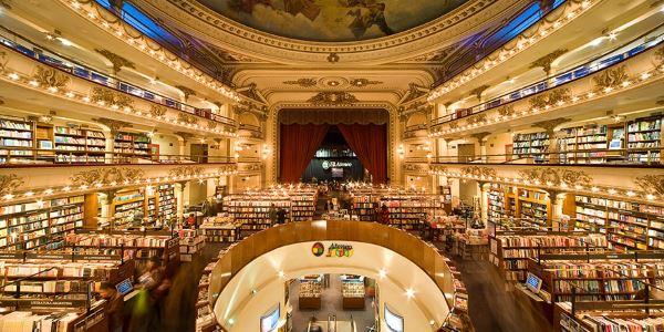 info for c6efe 0997b L'antico teatro che ospita una delle librerie più belle del ...