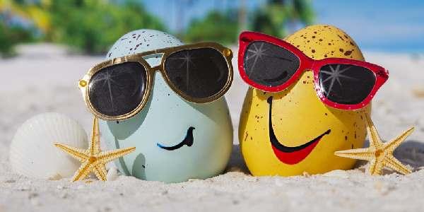 I cibi che proteggono dal sole