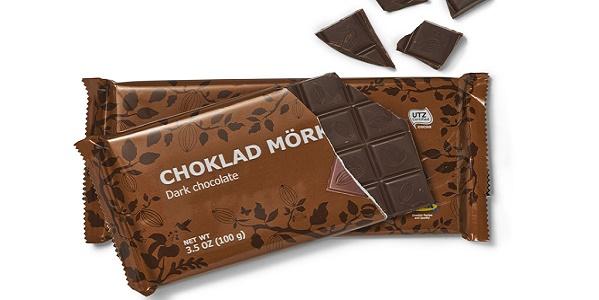 cioccolato ikea ritiro