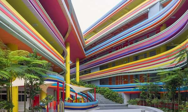 scuola arcobaleno 5