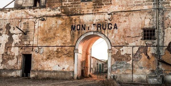 villaggio fantasma monteruga