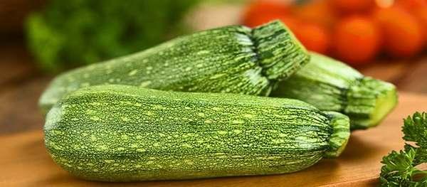 zucchine calorie benefici