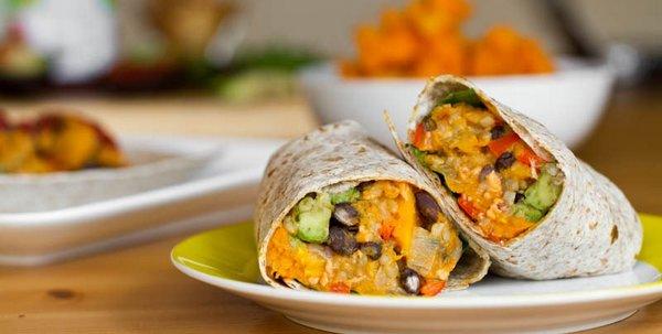 burrito veg