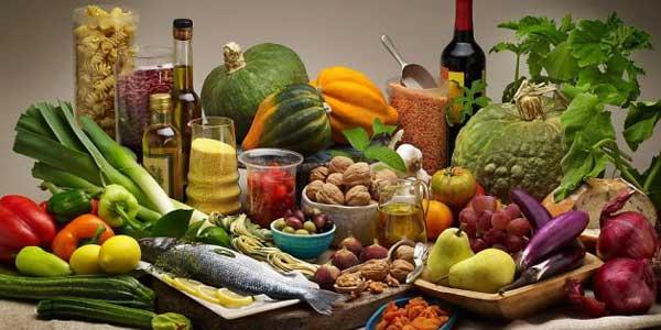 Dieta mediterranea cuore