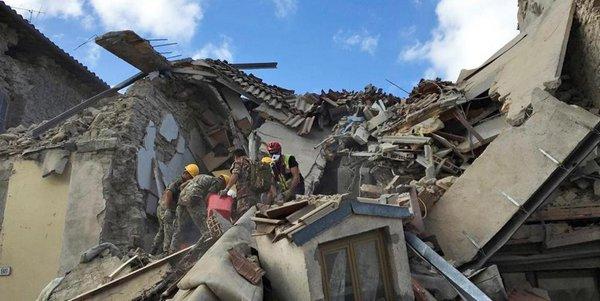 facebook aiuti terremoto