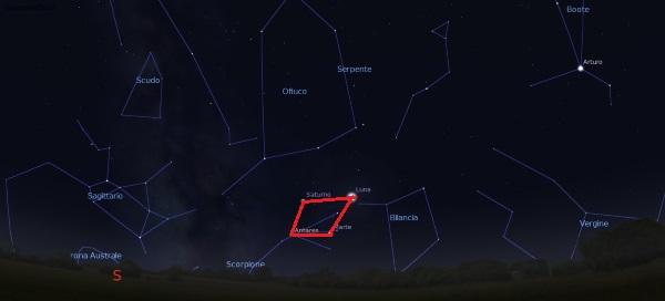 luna marte saturno antares 11ago h23